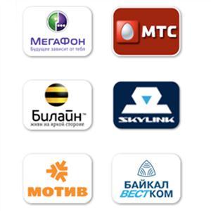 Операторы сотовой связи Клички