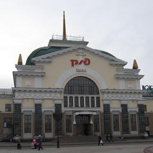 Железнодорожные вокзалы Клички